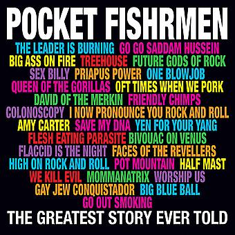 Pocket Fishrmen - Greatest Story Ever Told [Vinyl] USA importerer