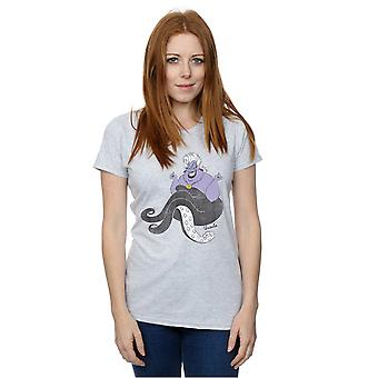 Disney Women's Little Mermaid Classic Ursula T-Shirt