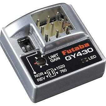 3-channel Gyro for helicopters Futaba GY430