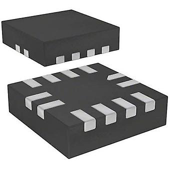 Logic IC - Transducer ON Semiconductor FXLA0104QFX Converter, Bidirectional, Three-state UMLP 12 (1.7x2)