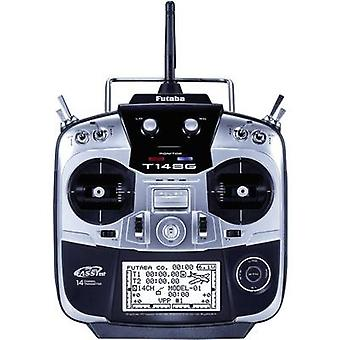 Futaba T14SG-R7008SB Handheld RC 2,4 GHz No. of channels: 14