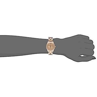 Caravelle New York kvinders 44M 103 Analog skærm Analog Quartz Rose guld ur