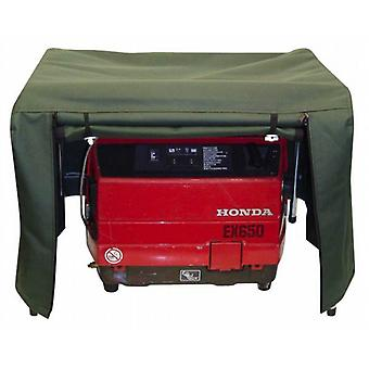 Generator Cover & Frame in waterproof heavy duty canvas material