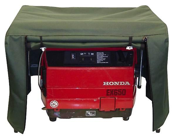 Generator afdekkader & ingebouwd in waterdichte zware canvas materiaal