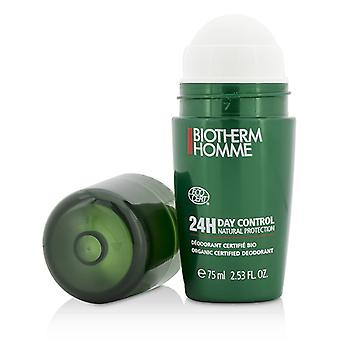 Biotherm Homme Day Control Natural Protection 24H Organic Certified Deodorant 75ml/2.53oz