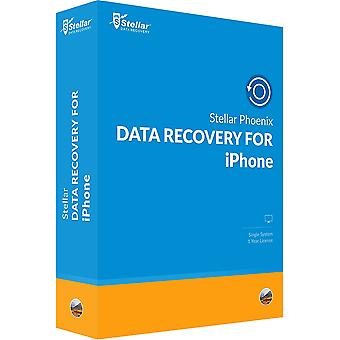Stellar Phoenix Data Recovery voor iPhone (Mac)