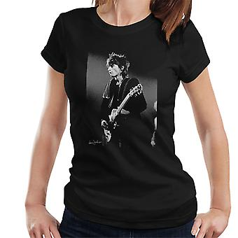 Johnny Thunders And The Heartbreakers Headscarf 1984 Women's T-Shirt