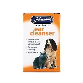 (4 Pack) Johnson's Vet - Ear Cleanser 18ml