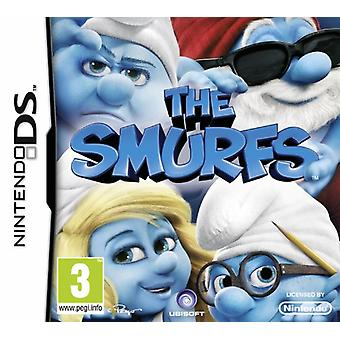 The Smurfs (Nintendo DS) - Factory Sealed