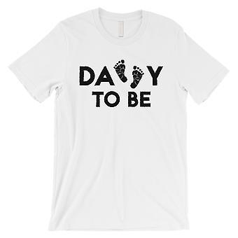 Papà di essere uomo bianco camicia