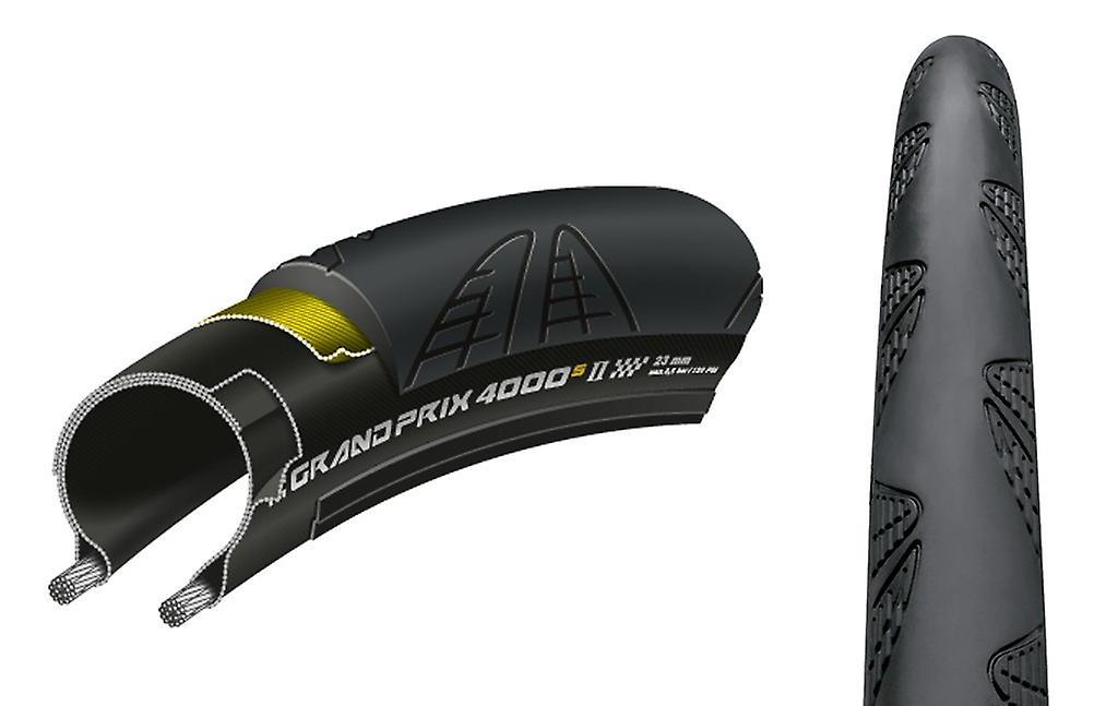 Pneu de vélo Continental Grand Prix 4000 S II     toutes les tailles