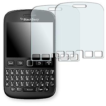 BlackBerry 9720 screen protector - Golebo crystal clear protection film