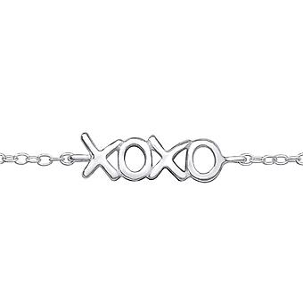 XOXO - 925 Sterling zilveren ketting armbanden - W31541X