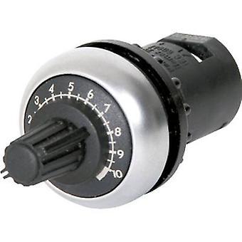 Eaton M22S-R100K Single turn rotary pot Mono 0.5 W 100 kΩ 1 pc(s)