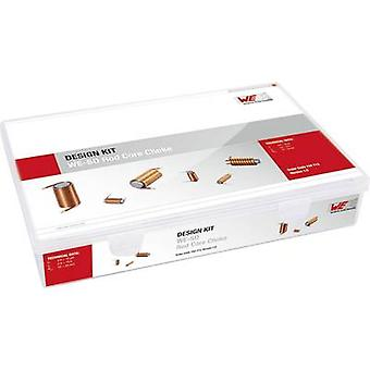 Würth Elektronik WE-SD 744713 Design Kit inductoren 118 PC('s)
