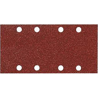 Sander paper Grit size 80 (L x W) 230 mm x 93 mm