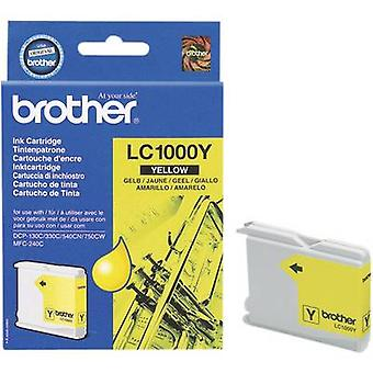 Brother Ink LC-1000Y Original Yellow LC1000Y