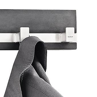 Blomus coat bar MENOTO, stainless steel matt