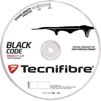 Código Tecnifibre preto 200m