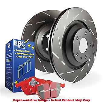 EBC Brake Kit - S4 Redstuff and USR rotors S4KF1571 Fits:BUICK  2011 - 2016 REG