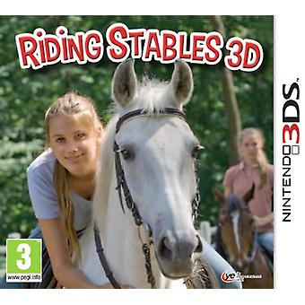 Riding Stables 3D (Nintendo 3DS)