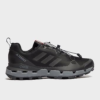 Nieuwe Adidas Heren Terrex Fast GTX® hardloopschoenen zwart