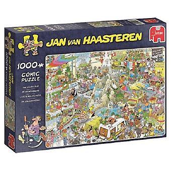 Jumbo Jan van Haasteren Puzzel Vakantiebeurs 1000pc