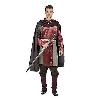 Medieval Royal Knight round table Carlos Mr costume