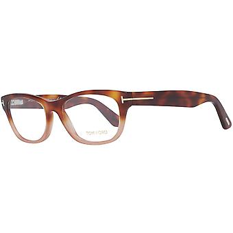 Tom Ford stylische Brille Damen Braun