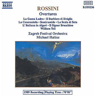 G. Rossini - Rossini: Uvertyr [CD] USA import