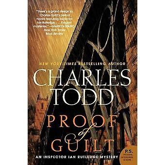 Bewijs van schuld - een inspecteur Ian Rutledge mysterie door Charles Todd - 9