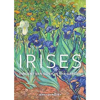 Iris - Vincent Van Gogh dans le jardin par Jennifer Helvey - 978089236