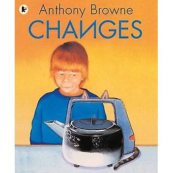 アンソニー ・ ブラウン - 9781406313390 本による変化