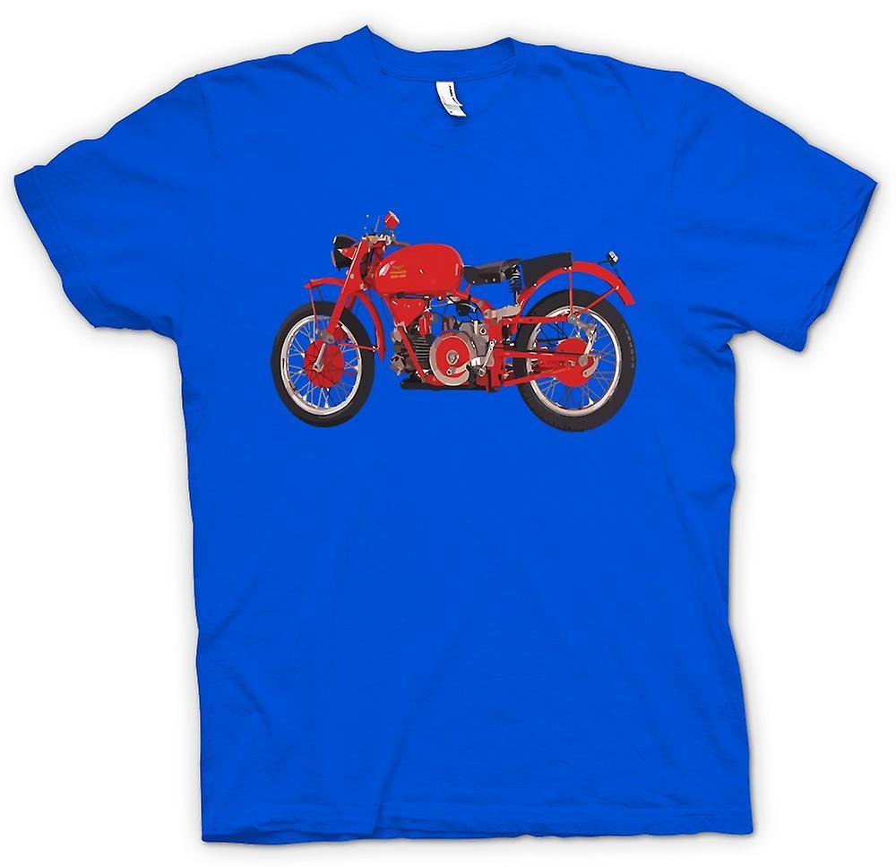 Hommes T-shirt - Moto Guzzi Taranto 56 Col - Vélo