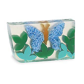 Primal Elements Bar Soap Papillon en Bleu 170g