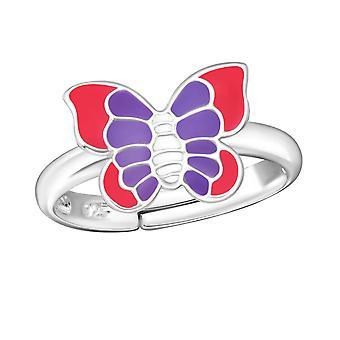 Butterfly - 925 Sterling Silver Rings - W12594X