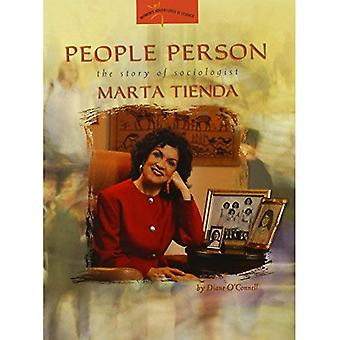 People Person: The Story of Sociologist Marta Tienda
