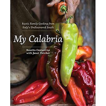Mi Calabria: Familia rústica cocina de la de Italia por descubrir del sur