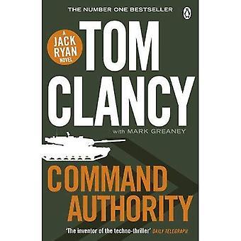 Command Authority (Jack Ryan 13)