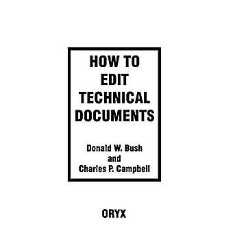 Gewusst wie: Bearbeiten von technischen Unterlagen