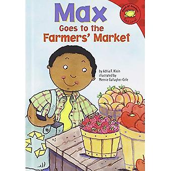 Max vai para o mercado (Leia-It! leitores - nível vermelho um)
