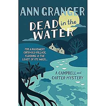 Döda i vattnet: Campbell & Carter mysterium 4 (Campbell och Carter mysterium)
