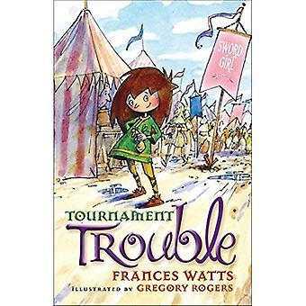 Tournament Trouble (Sword Girl)