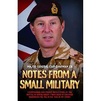 Notizen von einer kleinen militärischen