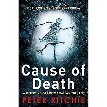 Cause of Death (Detective Grace Macallan Crime Thriller Series)