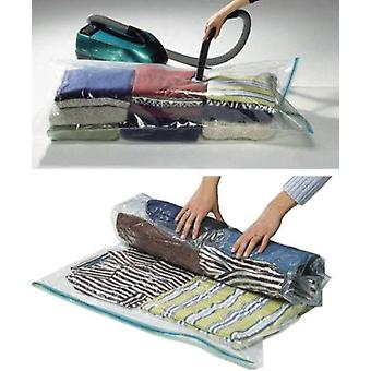 20 Bags Variety Pack of Storage Saving Space Clothes Bags - Small to Large (6 Sizes) -Vacuum Storage Bag