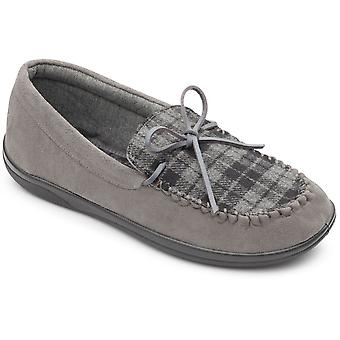 Padders Lounge 432 Mens Moccasin Slippers