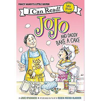 Jojo und Papa Backen Sie einen Kuchen von Jane O'Connor - 9780062378026 Buch