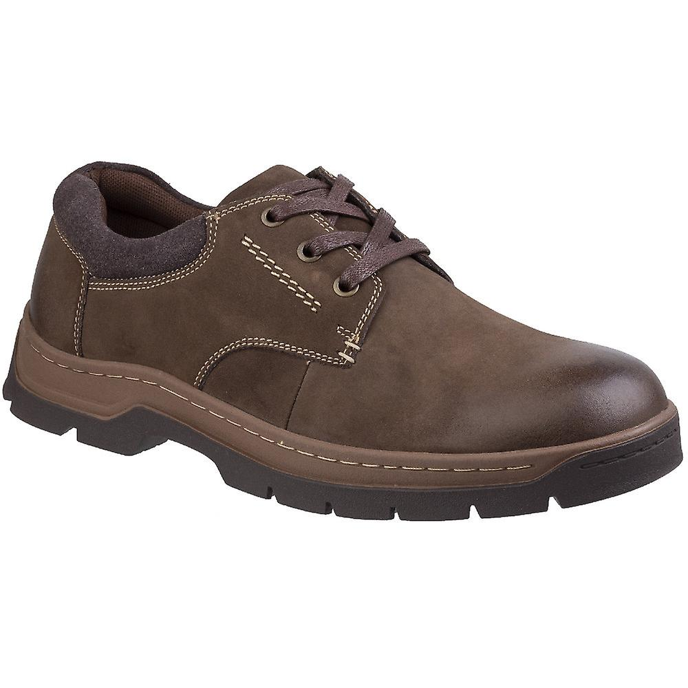 Cotswold Mens Thickwood Burnished Leather Casual Derby chaussures