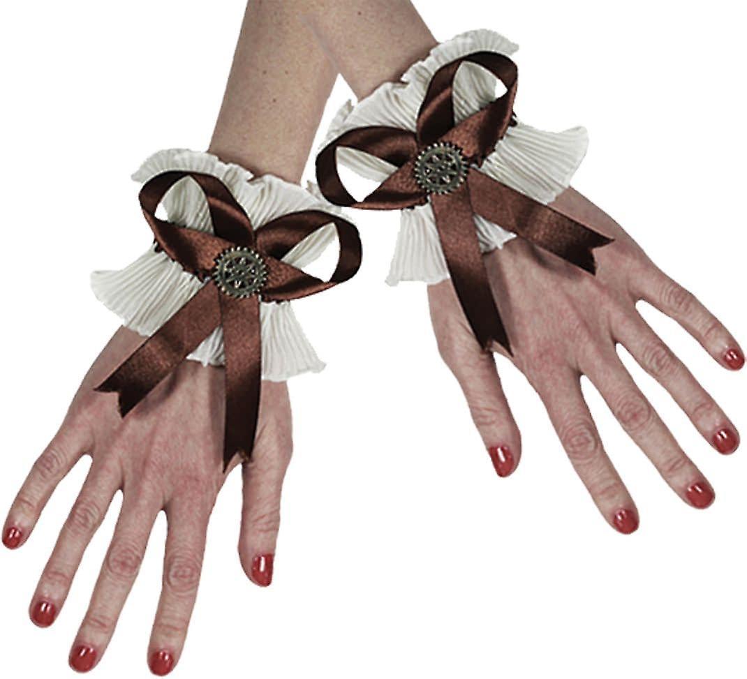 Steampunk Wristlet Gloves